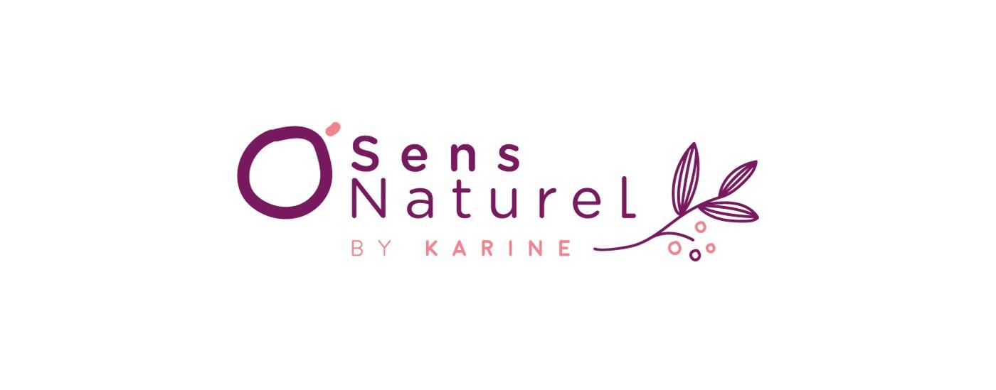 creation logo o sens naturel