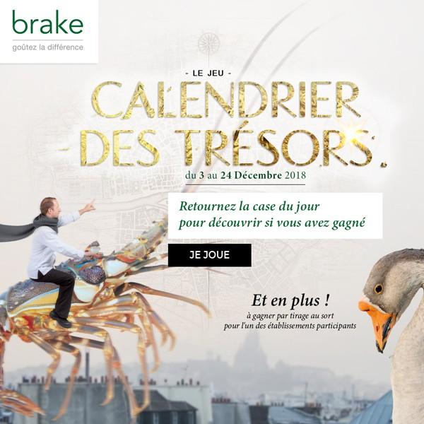 Création graphique pour Brake