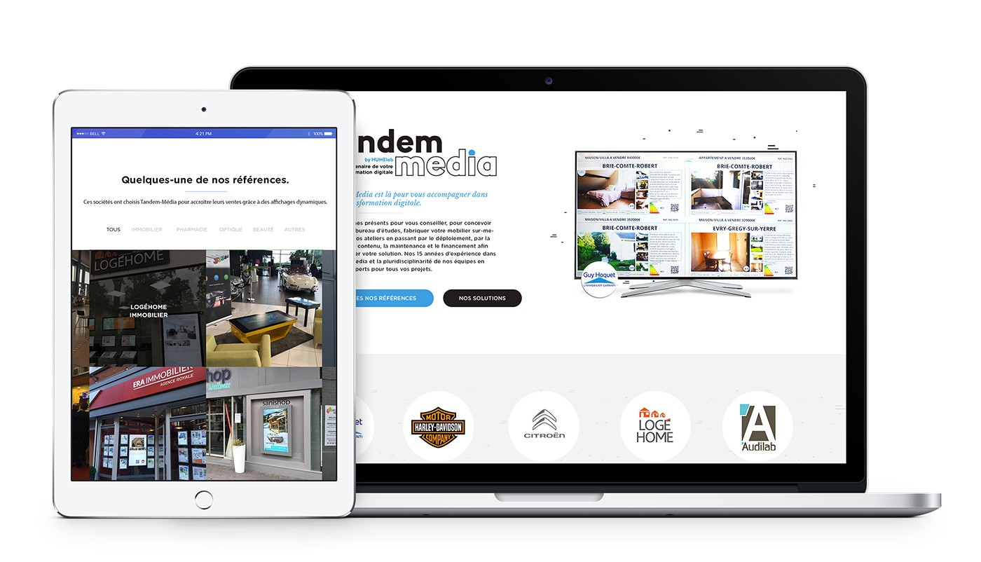 tandem-media-responsive