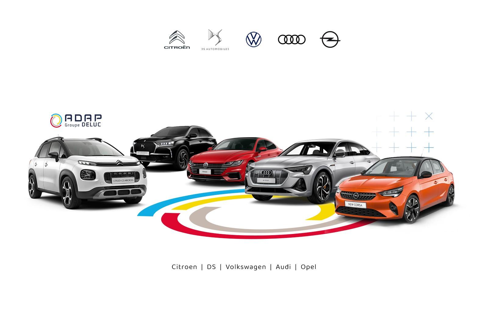logo marque voiture